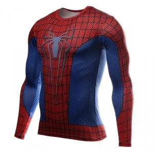 Merch Spider-Man Long Sleeve Rashguard Movie