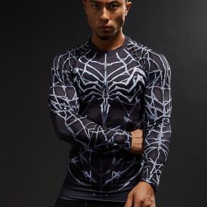 Collectibles Rashguard Venom Workout Clothing