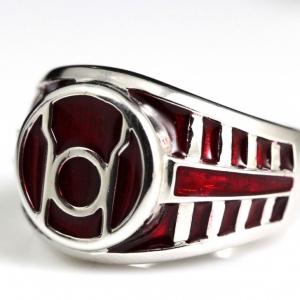 Buy New Flat Red Lantern Ring