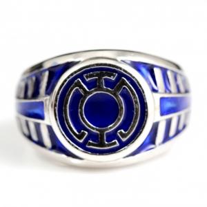 Lantern Signet Silver Ring