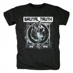 Merch T-Shirt Brutal Truth End Time