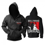 Collectibles Hoodie Hollywood Undead Five Black Pullover