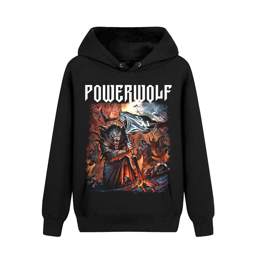 Collectibles Hoodie Powerwolf Fire And Forgive Pullover