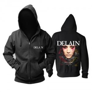 Merch Hoodie Delain The Human Contradiction Pullover