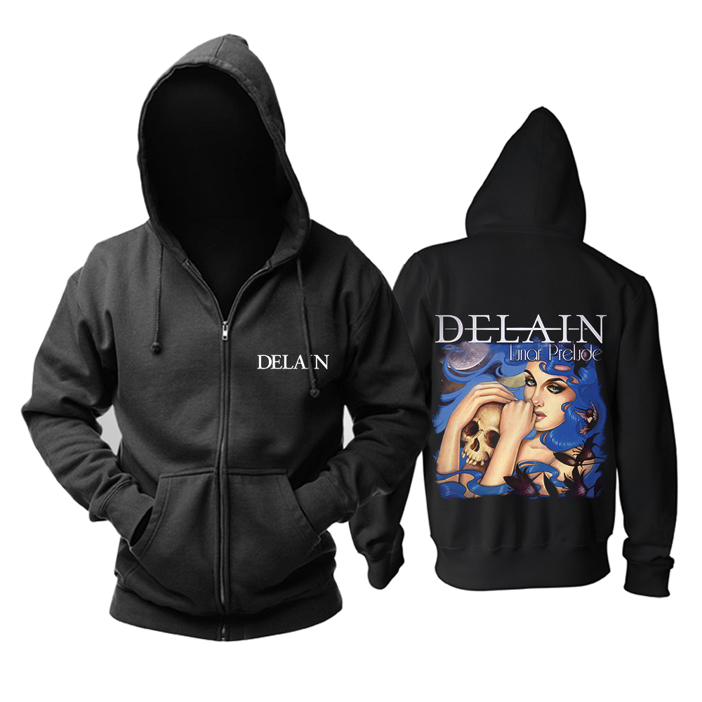 Collectibles Hoodie Delain Lunar Prelude Pullover