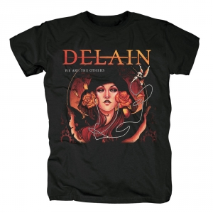 Merch T-Shirt Delain We Are The Others