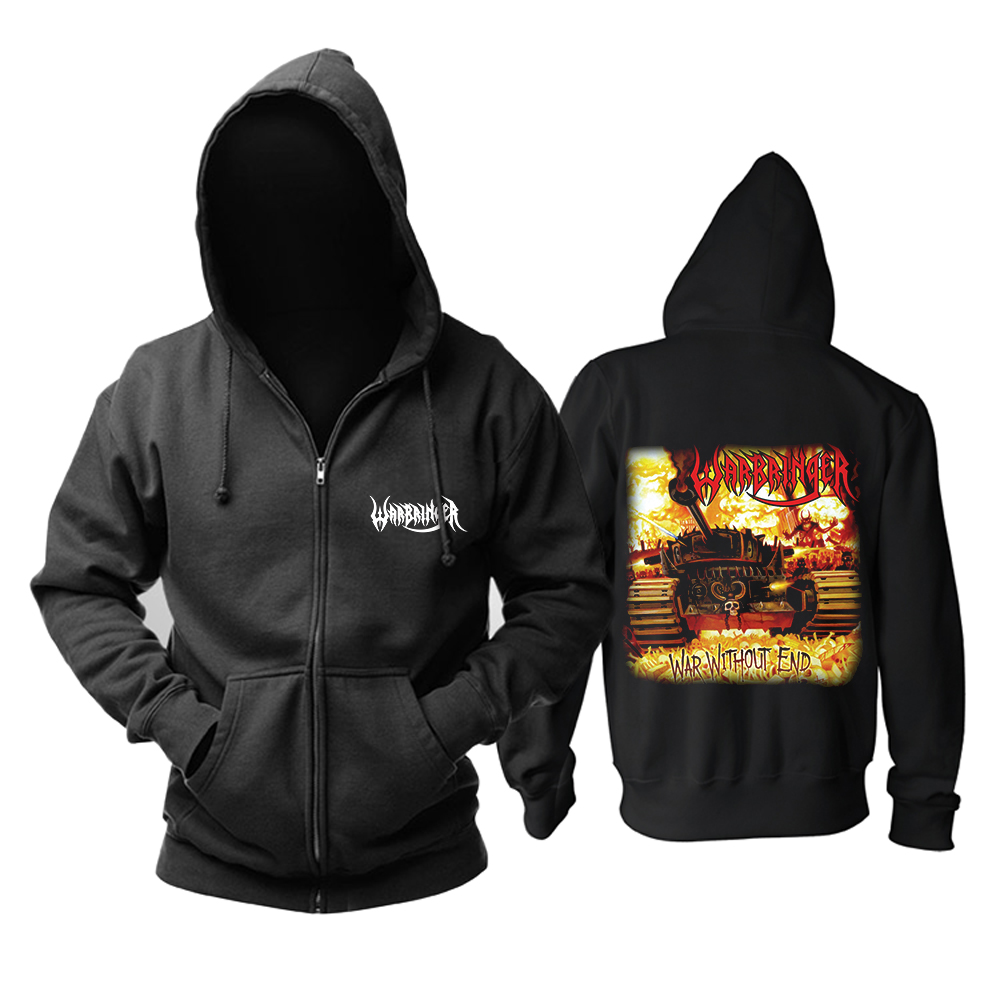 Merchandise Hoodie Warbringer War Without End Pullover
