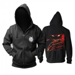 Merch Hoodie Disturbed All Smiles Black Pullover