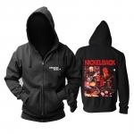 Merchandise Hoodie Nickelback Rock Band Live Pullover