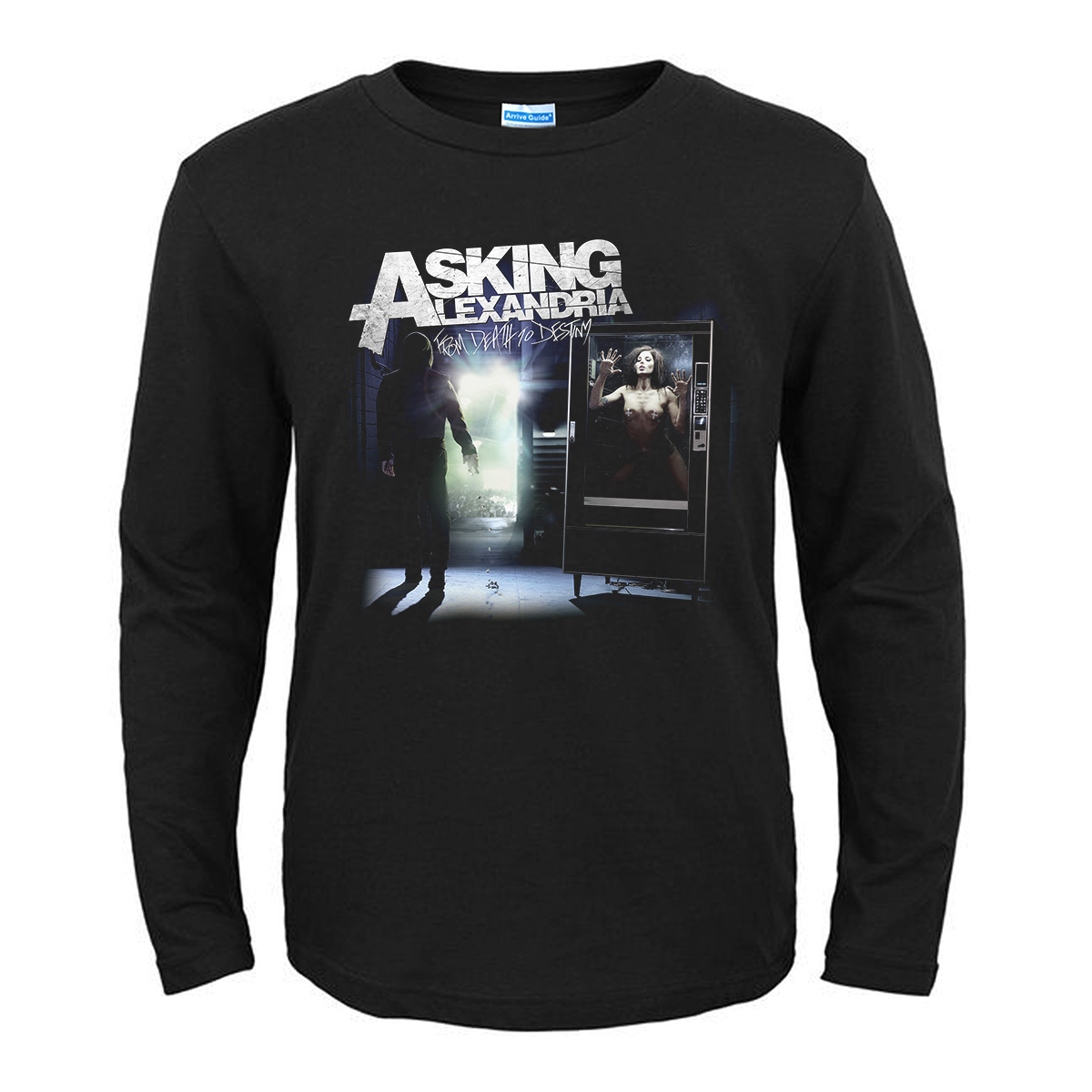Merchandise T-Shirt Asking Alexandria From Death To Destiny