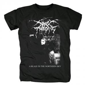 Merchandise T-Shirt Darkthrone A Blaze In The Northern Sky