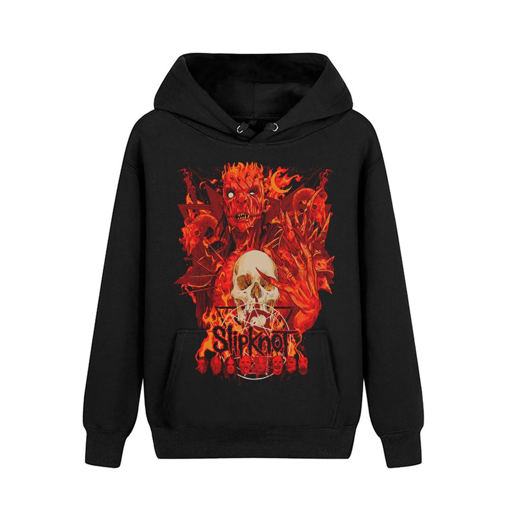 Collectibles Slipknot Hoodie Black Sweater Premium Pullover