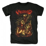 Collectibles T-Shirt Aborted Death Metal Lions