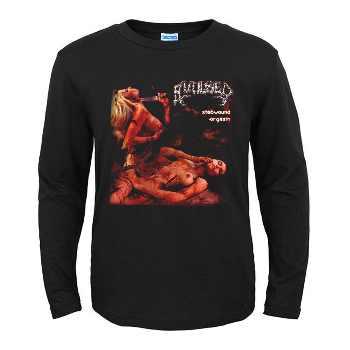 Merch T-Shirt Avulsed Stabwound Orgasm