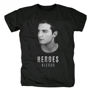 Collectibles T-Shirt Dj Alesso Heroes