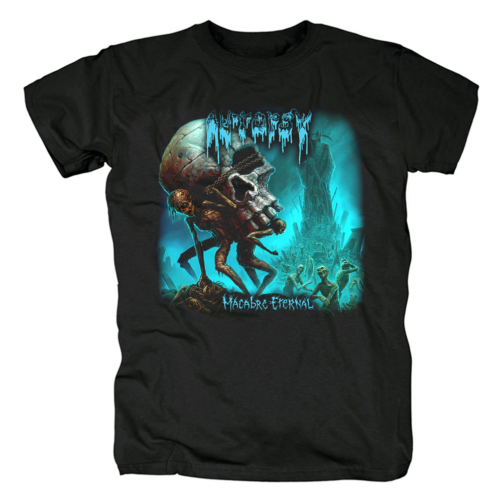 Collectibles T-Shirt Autopsy Macabre Eternal