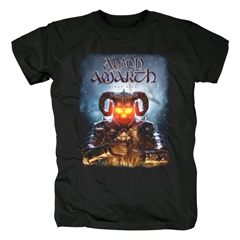 Merchandise T-Shirt Amon Amarth First Kill Knight