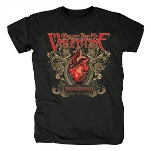 Merchandise T-Shirt Bullet For My Valentine Temper Temper