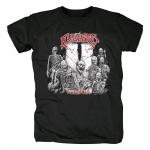 Merchandise T-Shirt Avulsed Embalmed In Blood