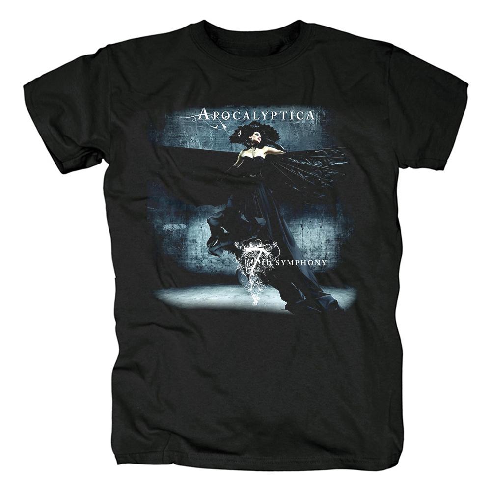 Merch T-Shirt Apocalyptica 7Th Symphony