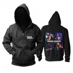 Merch Hoodie Imagine Dragons Night Visions Live Pullover