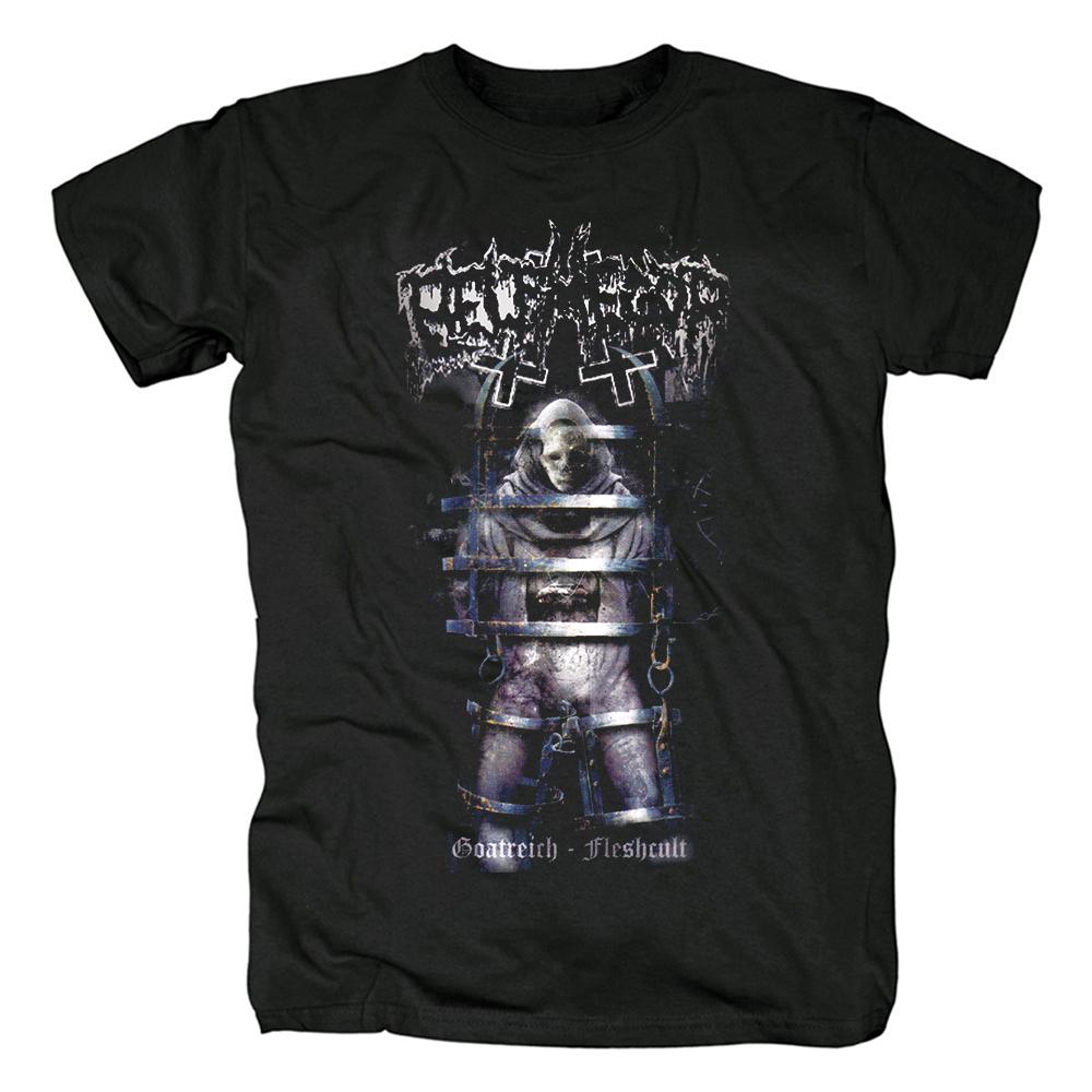 Merchandise T-Shirt Belphegor Goatreich – Fleshcult