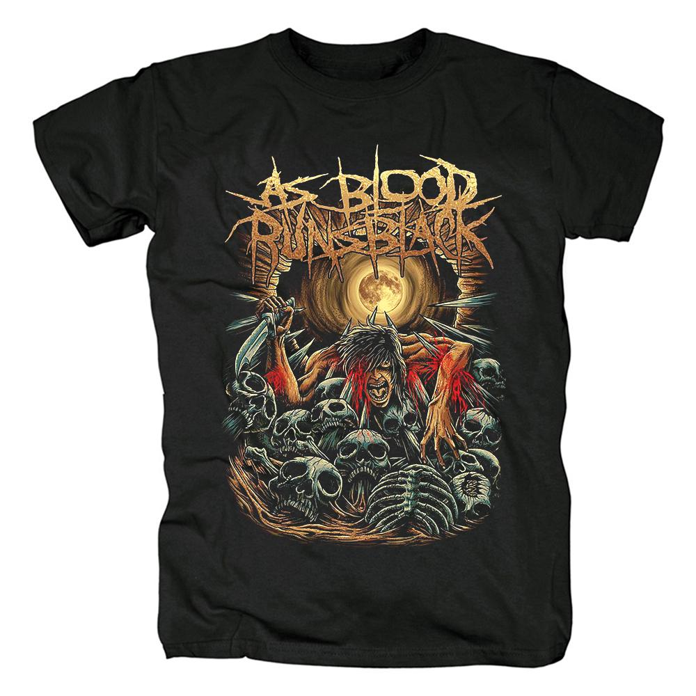 Merchandise T-Shirt As Blood Runs Black Recklessness