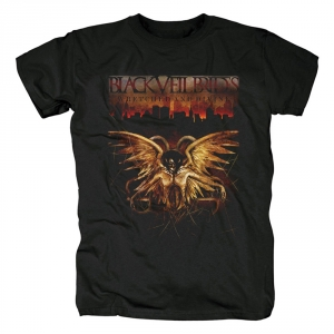 Collectibles T-Shirt Black Veil Brides Wretched And Divine