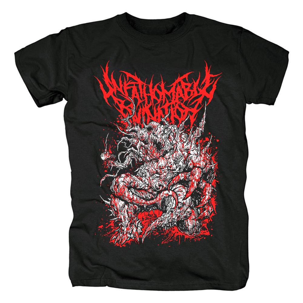 Merchandise - T-Shirt Unfathomable Ruination Death Metal
