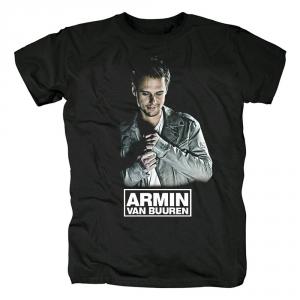 Merchandise T-Shirt Armin Van Buuren Black