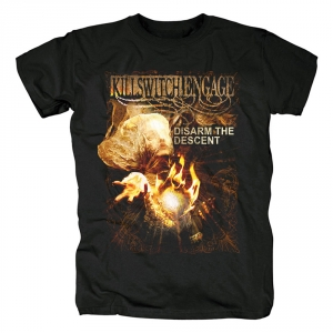 Merch T-Shirt Killswitch Engage Disarm The Descent