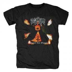 Merch T-Shirt Belphegor Infernal Live Orgasm