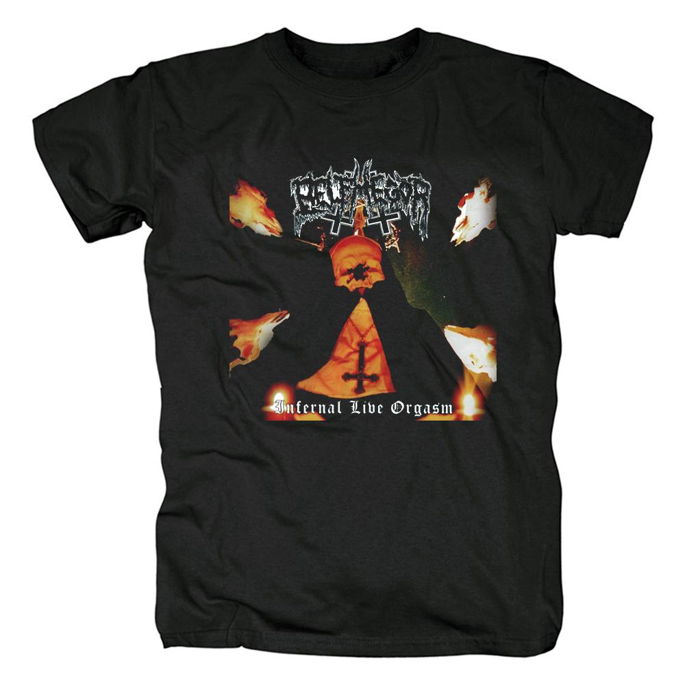 Collectibles T-Shirt Belphegor Infernal Live Orgasm