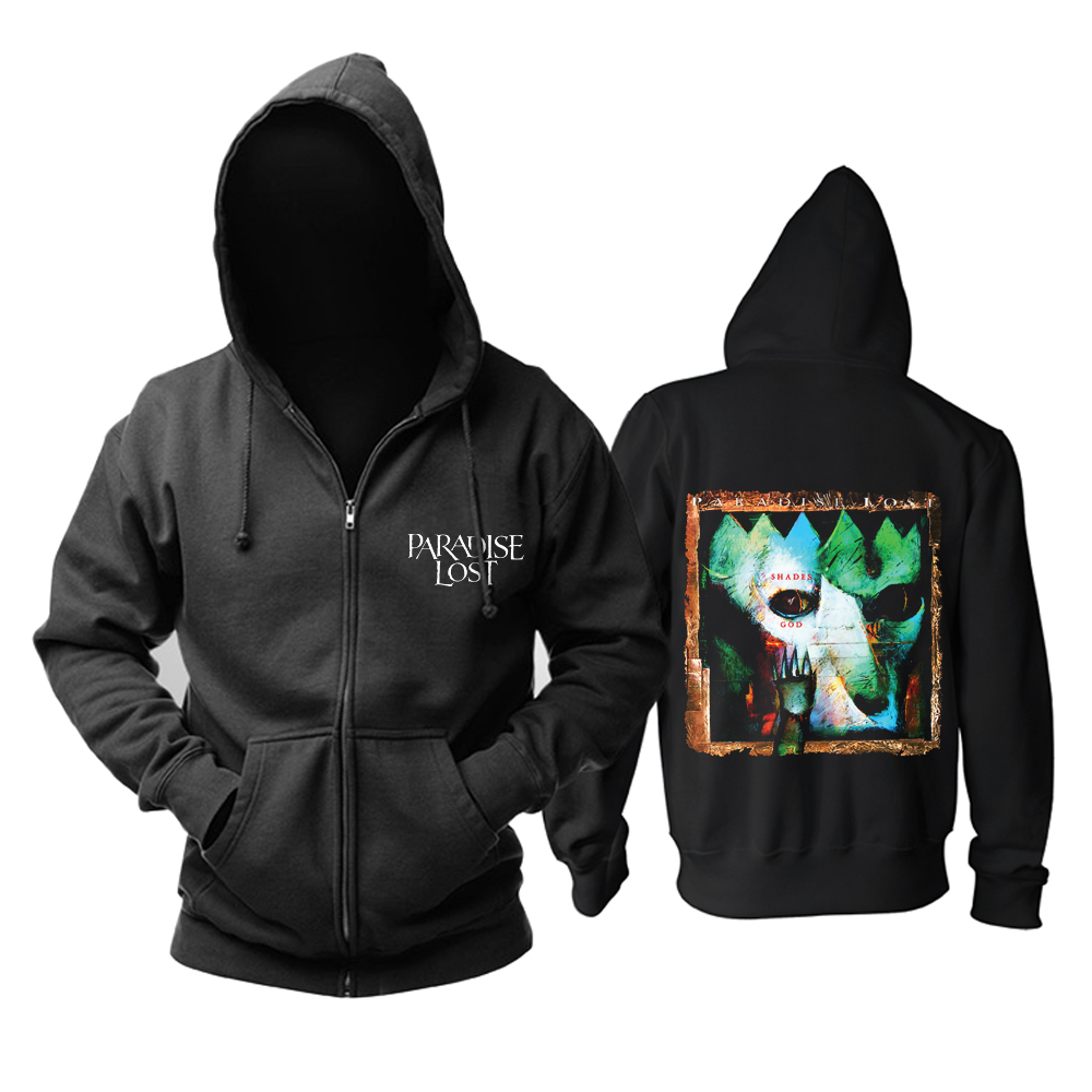 Merch Hoodie Paradise Lost Shades Of God Pullover