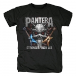Merch T-Shirt Pantera Stronger Than All