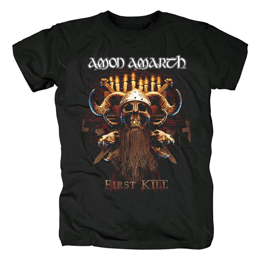 Merchandise T-Shirt Amon Amarth First Kill