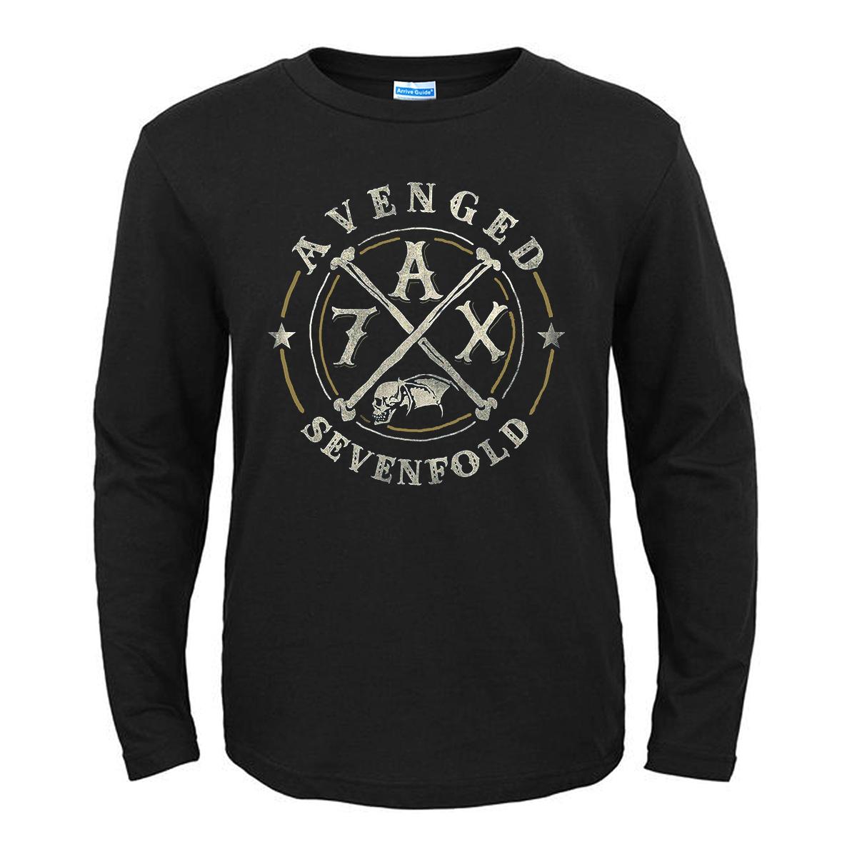 Merchandise T-Shirt Avenged Sevenfold A7X