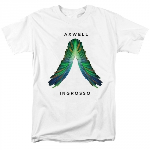 Collectibles T-Shirt Axwell Λ Ingrosso We Come We Rave We Love