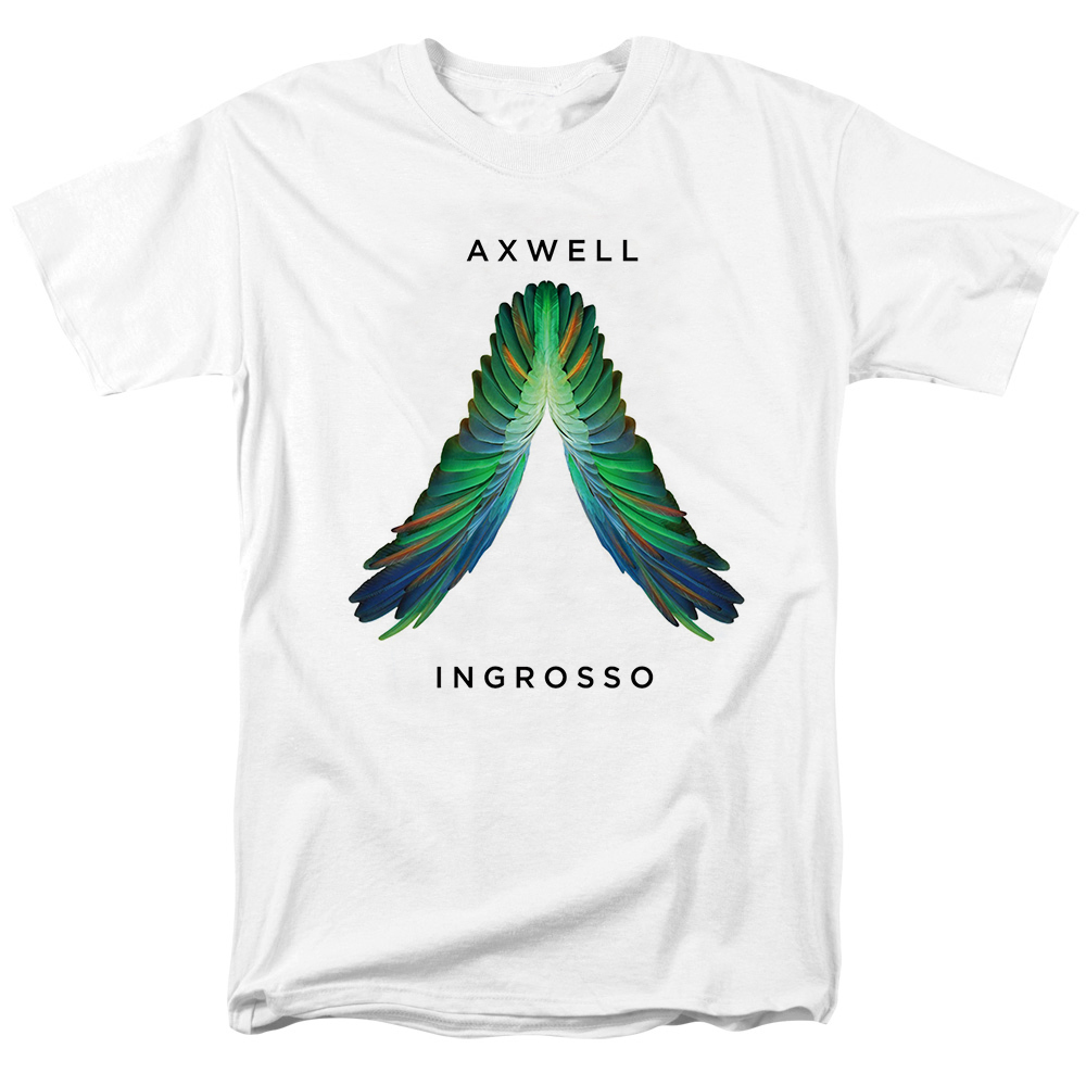 Merchandise T-Shirt Axwell Λ Ingrosso We Come We Rave We Love
