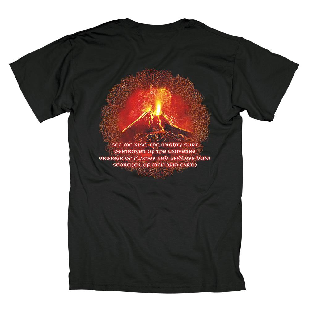 Merchandise T-Shirt Amon Amarth Surtur Rising