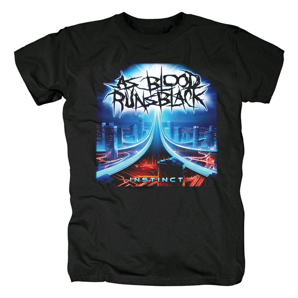 Merchandise T-Shirt As Blood Runs Black Instinct