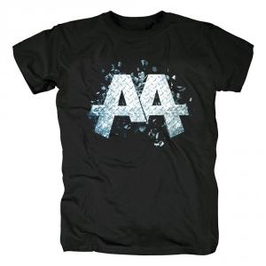 Merch T-Shirt Asking Alexandria Logo