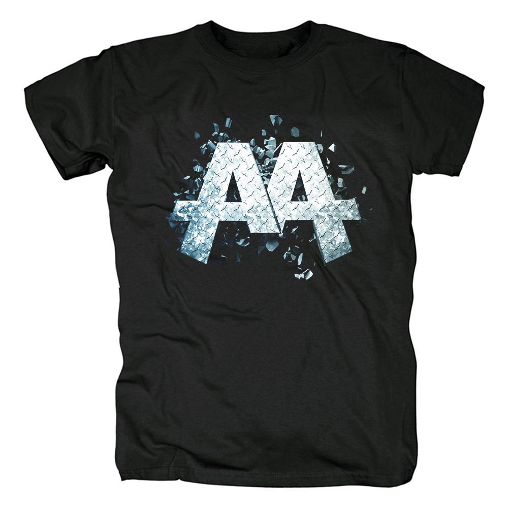 Collectibles T-Shirt Asking Alexandria Logo