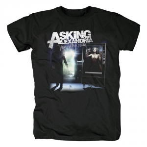 Merch T-Shirt Asking Alexandria From Death To Destiny