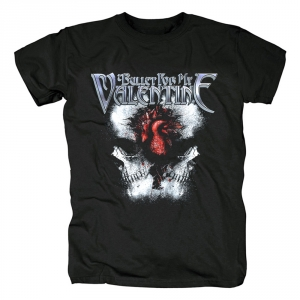 Merchandise T-Shirt Bullet For My Valentine Clothing