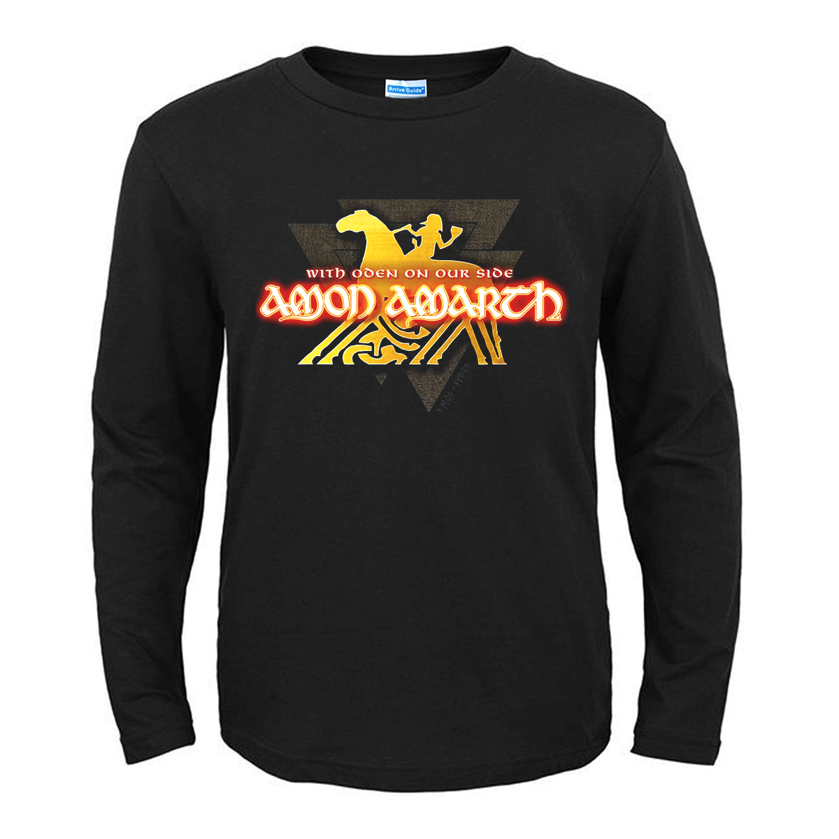 Collectibles T-Shirt Amon Amarth With Oden On Our Side