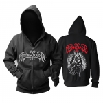 Collectibles Hoodie Moonsorrow Wolf Fight Pullover