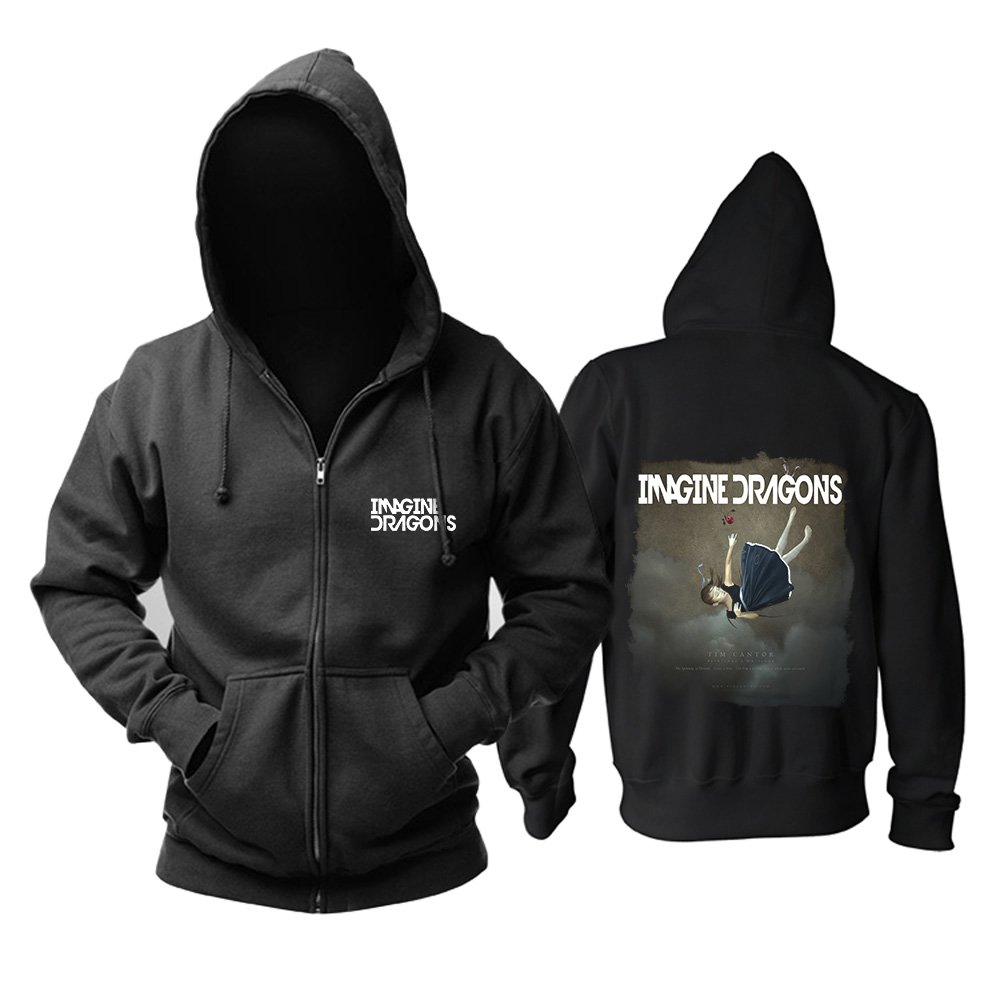 Collectibles Imagine Dragons Hoodie Dream Pullover