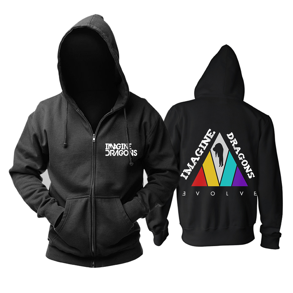 Collectibles Hoodie Imagine Dragons Evolve Pullover