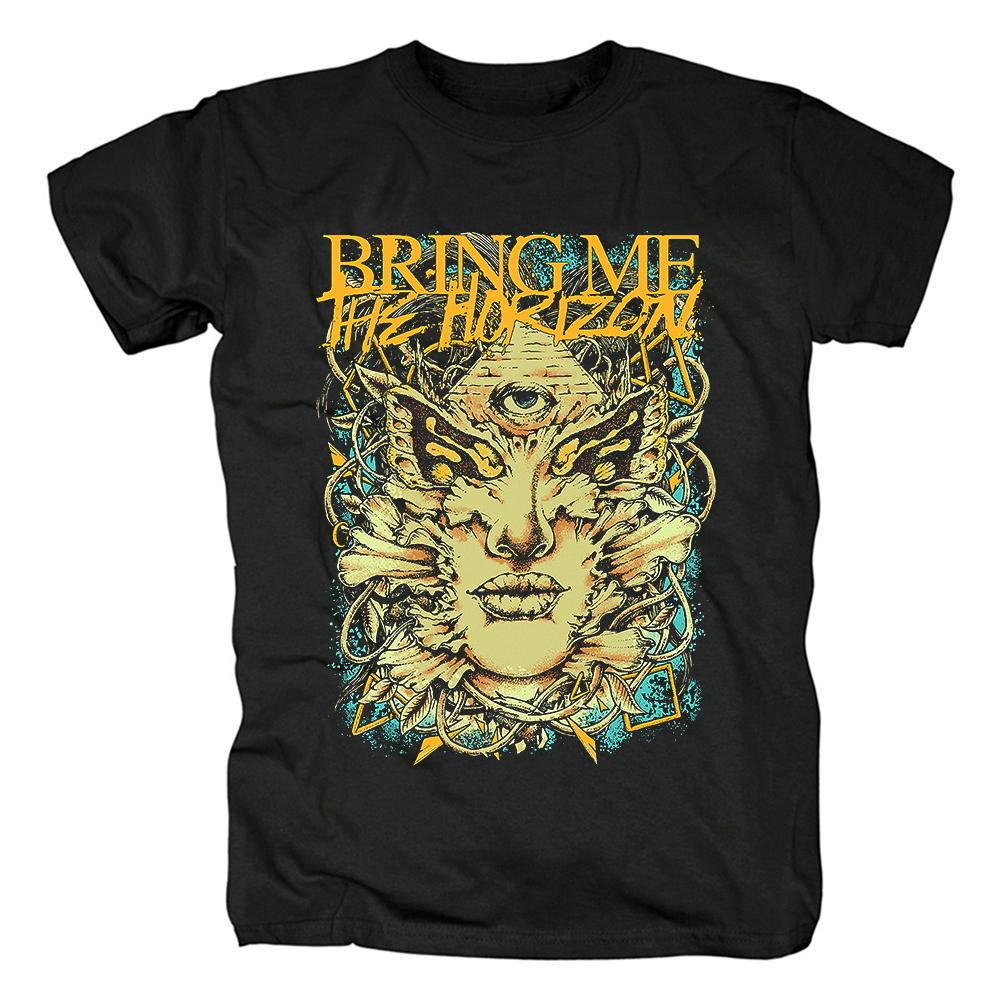 Merchandise T-Shirt Bring Me The Horizon Mysterious Face